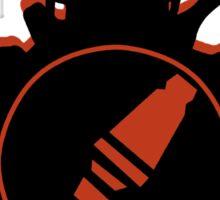 RED Soldier - Team Fortress 2 Sticker