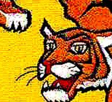 VS-34 Tigers Sticker