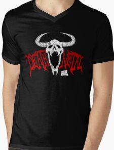 Death Metal Mens V-Neck T-Shirt