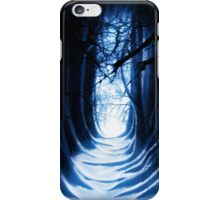 Eerie Forest iPhone Case/Skin