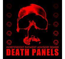 Death Panels Photographic Print