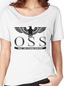 OSS Honor Women's Relaxed Fit T-Shirt