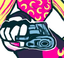 Thug Usagi v.2 Sticker