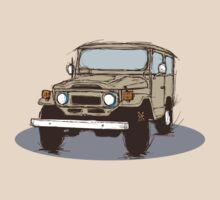 FJ 40 by GrumpyDog