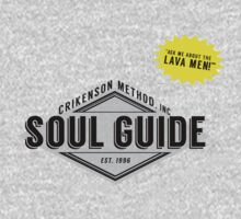 Crikenson Method Soul Guide (ask me about the Lava Men!) by BrightPig