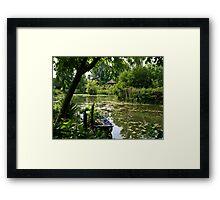 Estate *Arcadia*. Framed Print