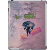 par avion iPad Case/Skin