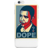 Dope Obama iPhone Case/Skin
