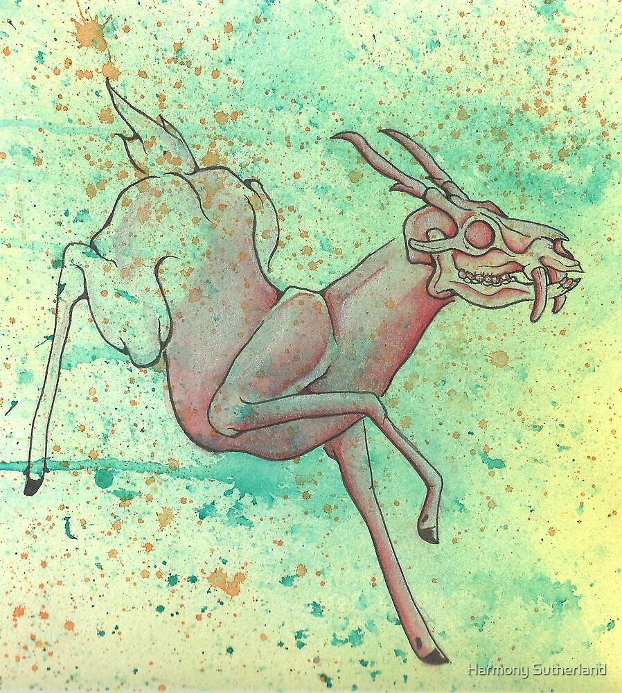 The Magical Vanishing Deer by Harmony Sutherland