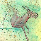 The Magical Vanishing Deer by Harmony Sutherland
