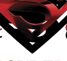 Jesus is my Superhero Sticker