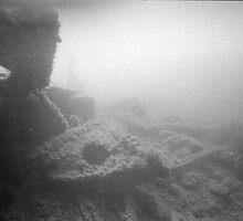 Ship wreck by SinaStraub