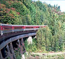 Algoma Train 2 by Bryan Shane