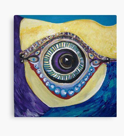 Jewel Eye Canvas Print