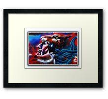 ©AeroArt Caballero Jaguar / Jaguar Warrior I Framed Print
