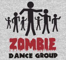 Zombie dance crew by waqqas