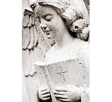 Angels, Prayers and Miracles Photographic Print