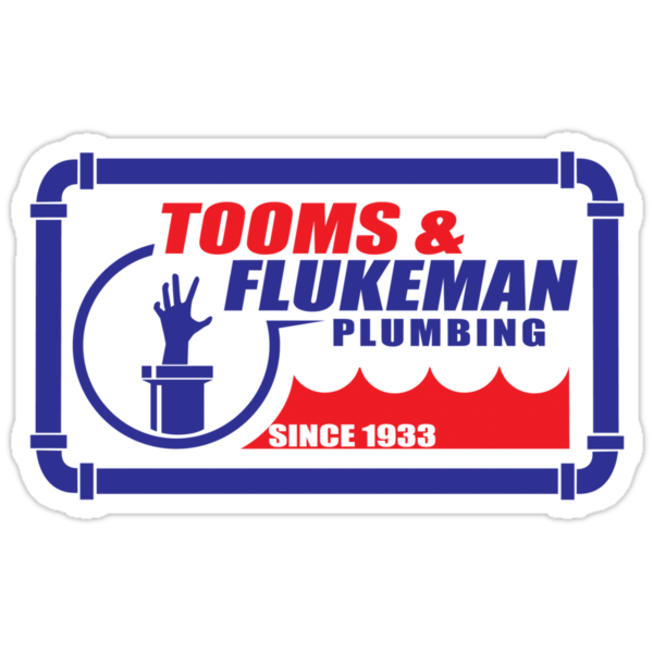 Tooms and Flukeman Plumbing by SkipHarvey