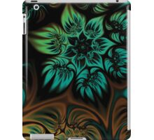Fire and Ice Fractal iPad Case/Skin