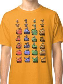 Unit sheet Classic T-Shirt