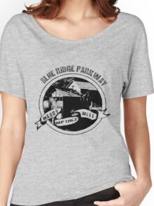 Blue Ridge Parkway Women's Relaxed Fit T-Shirt
