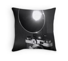 Argus C-44 Throw Pillow