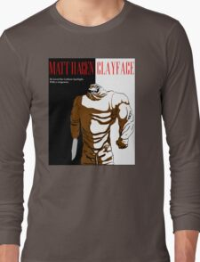 Scars of Clay Long Sleeve T-Shirt