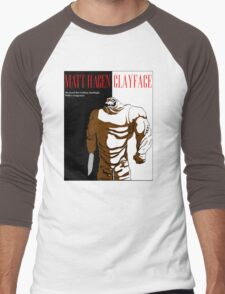 Scars of Clay Men's Baseball ¾ T-Shirt