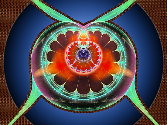 Tut62#5: Heart of Many Chambers (G1350) by barrowda