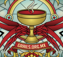 GrailsMx Sticker Sticker