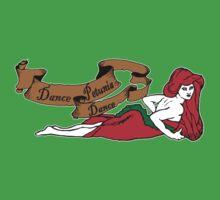 Dance Petunia Dance by Brantoe