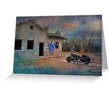 Once Upon A Time! Greeting Card