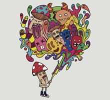Mushroom Jizz by Octavio Velazquez