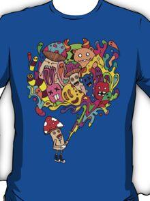 Mushroom Jizz T-Shirt
