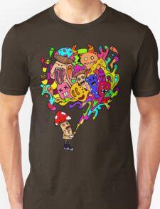 Mushroom Jizz Unisex T-Shirt