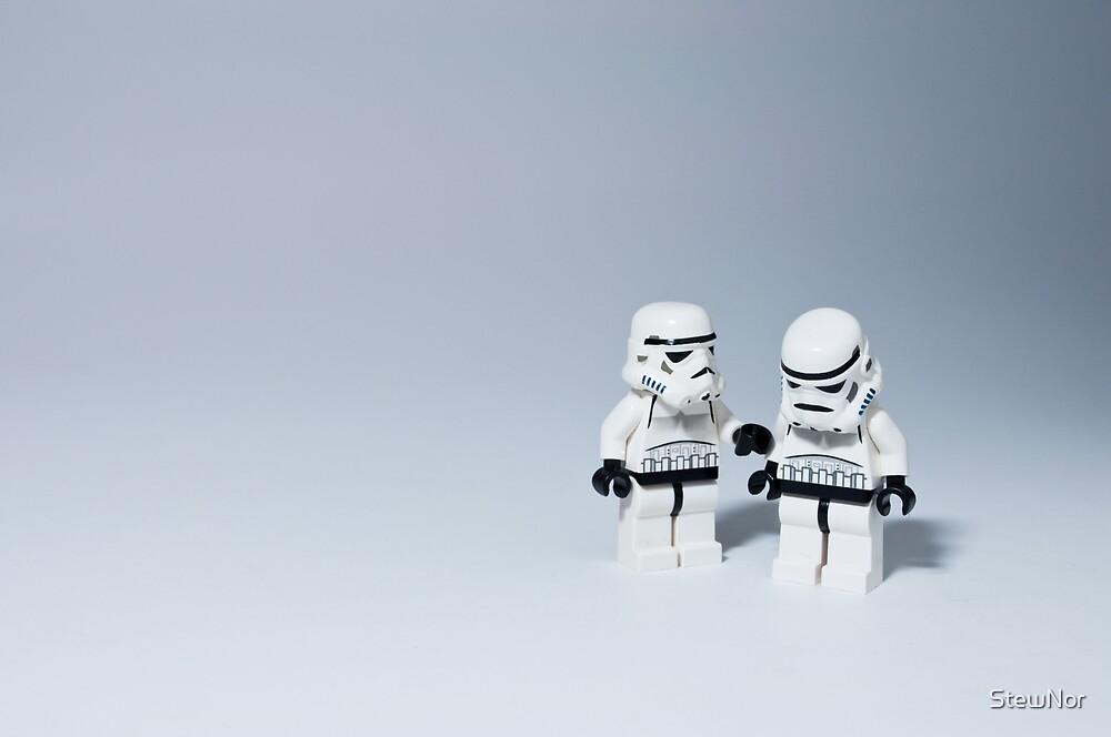 'I had friends on that Death Star.' by StewNor