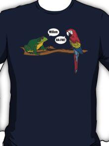 How I met your mother Willem Dafoe T-Shirt