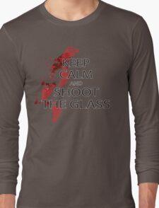 keep calm and shoot the class T-Shirt