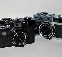 Minolta H-Matic F & FP  by wayneyoungphoto