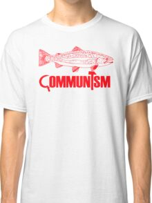 """Movie Clue """"Communism was just a red herring"""" Classic T-Shirt"""