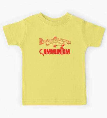 "Movie Clue ""Communism was just a red herring"" Kids Tee"