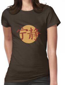 Firefly - Serenity Emblem T-Shirt Womens Fitted T-Shirt