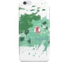 Graffiti Bulbasaur iPhone Case/Skin
