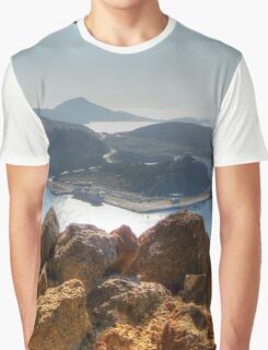 Stone Frame HDR Graphic T-Shirt