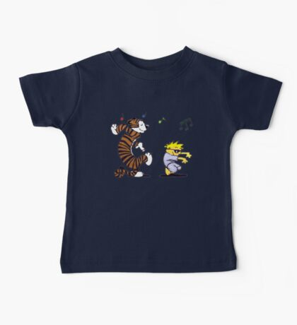 Calvin And Hobbes Fun Baby Tee