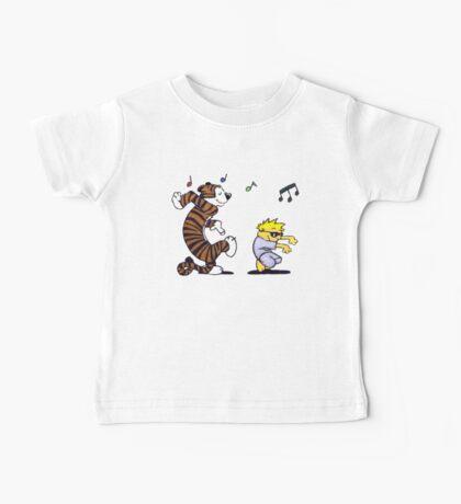 Calvin And Hobbes Fun Baby Tee