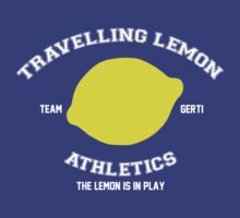 Taveling Lemon Athletics by Isabelle M