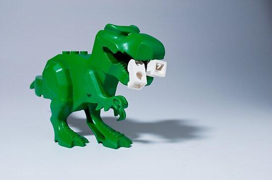 Beware of dinosaurs by StewNor