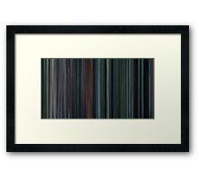The Hunger Games (2011) Framed Print