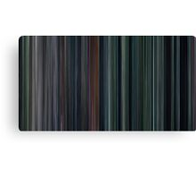 The Hunger Games (2011) Canvas Print